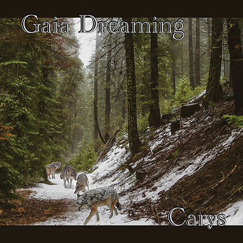 Gaia Dreaming EP artwork